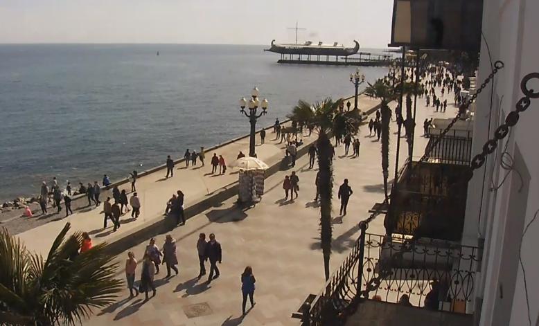 Web Camera Yalta  , Yalta, Russian Federation